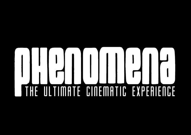 Logo del Phenomena Experience